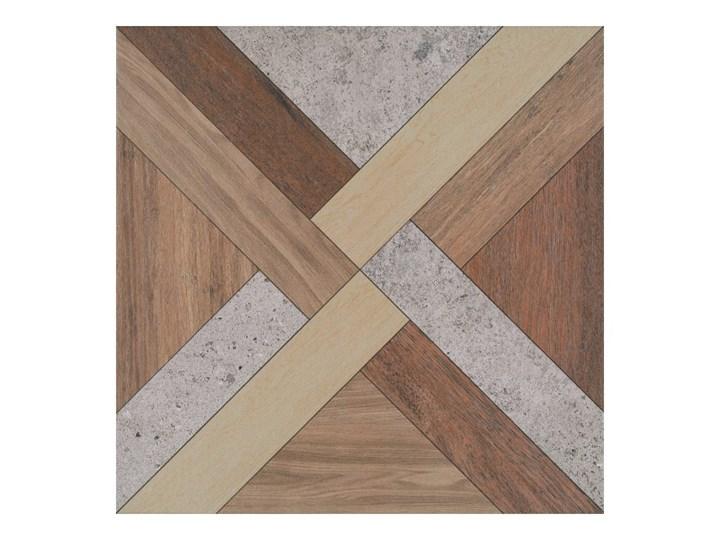 Gres Art Paradyż 60 x 60 cm wood struktura 1,08 m2 Płytki podłogowe Płytki tarasowe Mozaika Kwadrat 60x60 cm Powierzchnia Matowa
