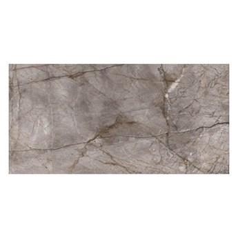 Gres polerowany Marmo 60 x 120 cm srebrny 1,44 m2
