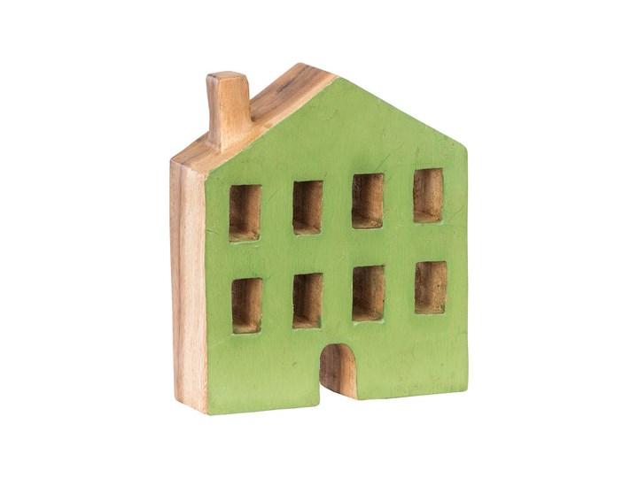 Figurka House Drewno Kategoria Figury i rzeźby Kolor Beżowy