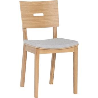 Krzesło tapicerowane Simple II Simple