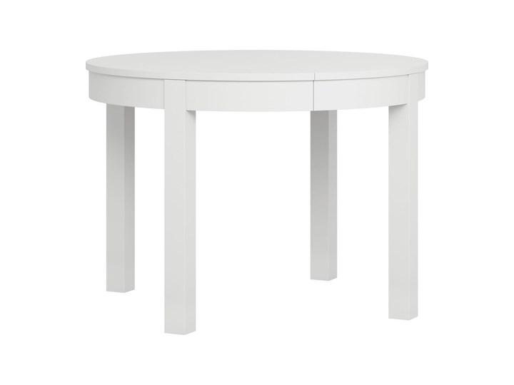 Stół rozkładany okrągły Simple