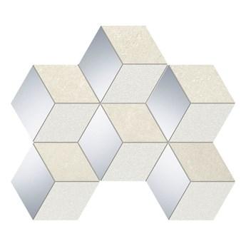 Mozaika PERLA WHITE 28.9 x 22.1 ARTE