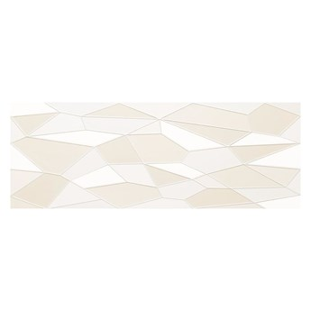 Dekor ORIGAMI WHITE 32.8 X 89.8 ARTE