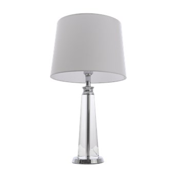 Lampa stołowa CHARLOTTE T01332WH Cosmolight T01332WH
