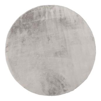 Dywan okrągły Bella 80 cm szary