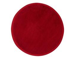 Dywan okrągły Colours Seal 60 cm czerwony