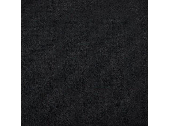 Aksamitny narożnik  w stylu Chesterfield Charlotte 4Q - czarny Szerokość 199 cm Wysokość 72 cm Rozkładanie Wysokość 42 cm Szerokość 165 cm Szerokość 142 cm Kategoria Narożniki