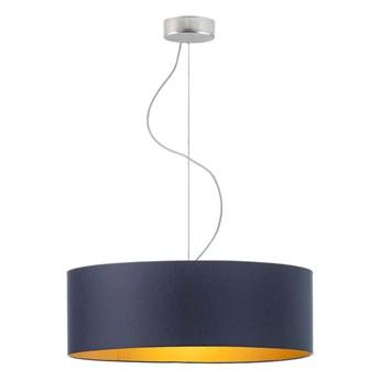 Lampa wisząca do sypialni HAJFA GOLD fi - 50 cm WYSYŁKA 24H