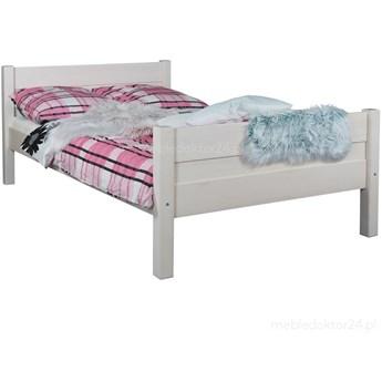 Łóżko Classic drewniane
