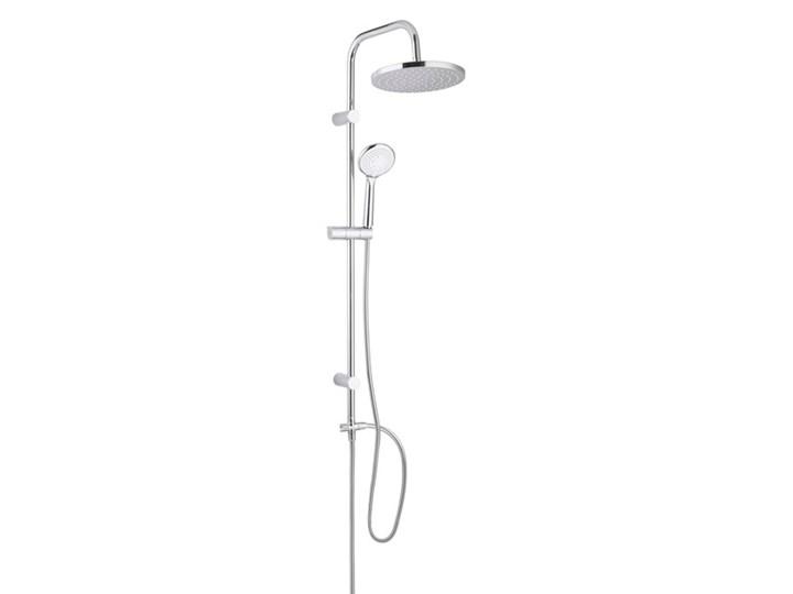 Kolumna prysznicowa GoodHome Cavally chrom Wyposażenie Z słuchawką Kategoria Zestawy prysznicowe