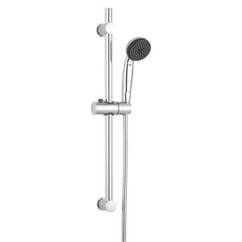 Zestaw prysznicowy GoodHome Blyth 1-funkcyjny chrom