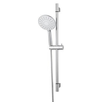 Zestaw prysznicowy GoodHome Imedla 5-funkcyjny chrom