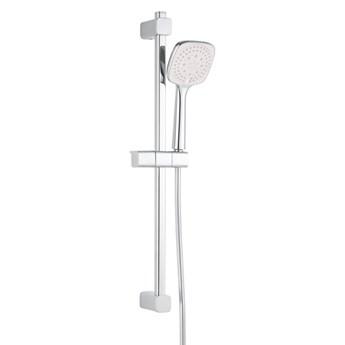 Zestaw prysznicowy GoodHome Teesta 3-funkcyjny chrom