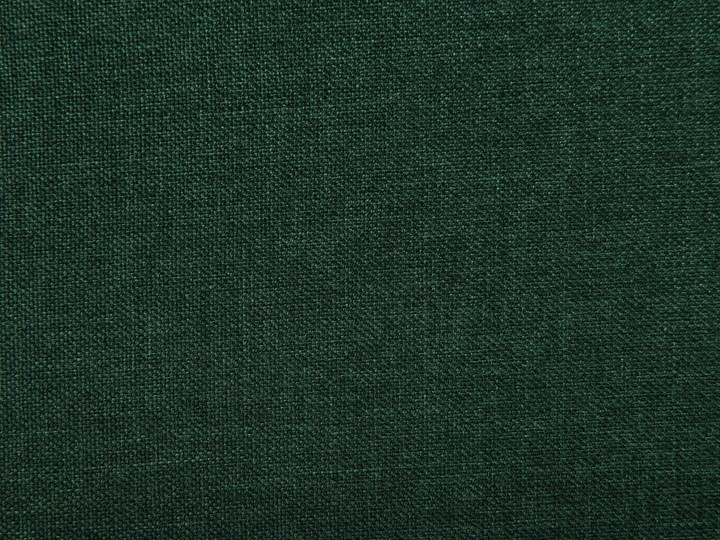 Łóżko dziecięce wysuwane ze stelażem ciemnozielone tapicerowane tkaniną pikowane oparcie 90 x 200 cm Drewno Tworzywo sztuczne Kolor Zielony Rozmiar materaca 90x200 cm