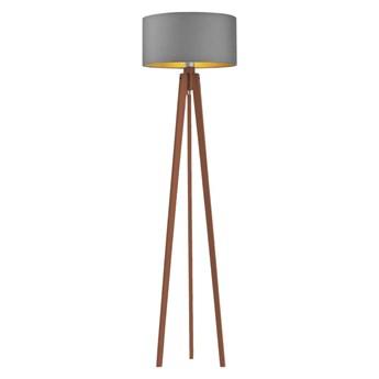 Nowoczesna lampa podłogowa MIAMI GOLD WYSYŁKA 24H