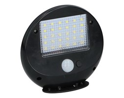 Grundig - ZESTAW 2x LED Kinkiet solarny z czujnikiem LED/3,2V