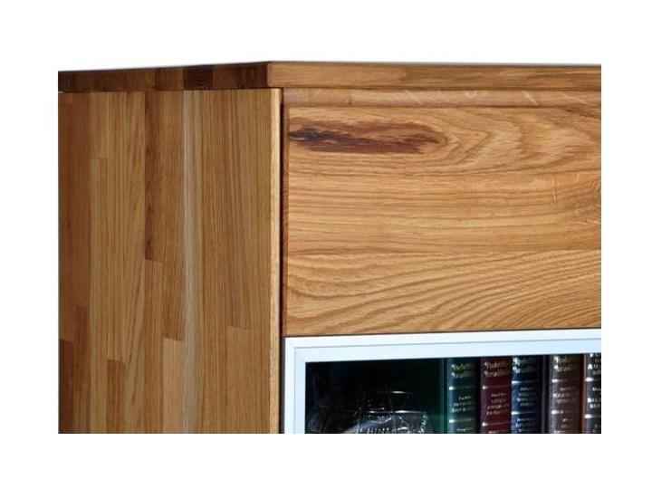 Kredens dębowy Faro Soolido Meble Drewno Kategoria Kredensy