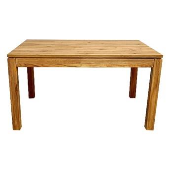 Stół dębowy Orlando 140 + wkładka 60 cm Soolido Meble