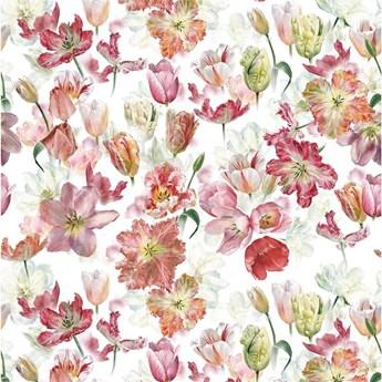 Zasłona Designers Guild Tulip Garden Azalea