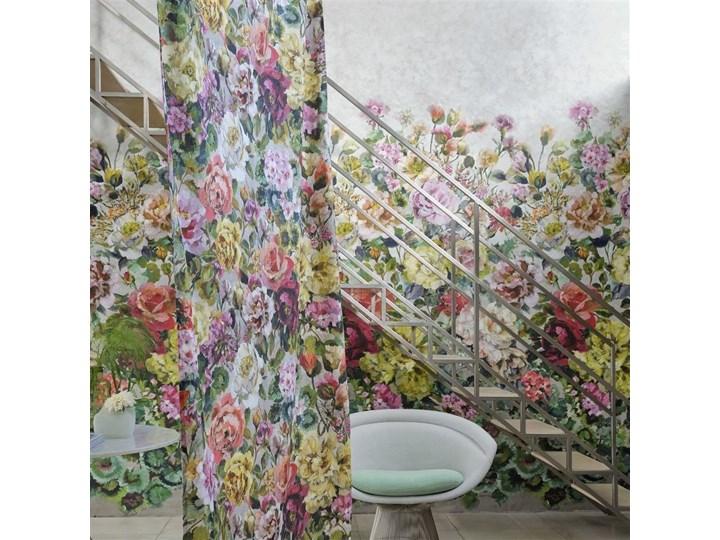 Zasłona Designers Guild Grandiflora Rose Epice 130x270 cm Typ Zasłony gotowe Kategoria Zasłony