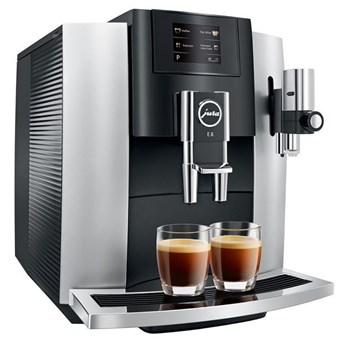 Ekspres do kawy JURA E8 Touch Platinum ✔Darmowa i Szybka dostawa ✔Fachowe doradztwo