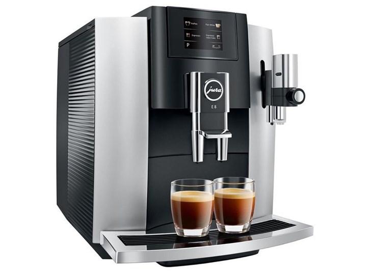 Ekspres do kawy JURA E8 Touch Platin ✔Darmowa i Szybka dostawa ✔Fachowe doradztwo