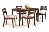 Zestaw Bahamas stół + 4 krzesła - Czy wiesz dlaczego klienci nas tak często polecają znajomym? - SPRAWDŹ NAS !