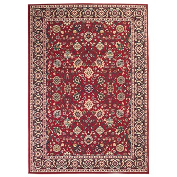 vidaXL Orientalny dywan, 120 x 170 cm, czerwono-beżowy