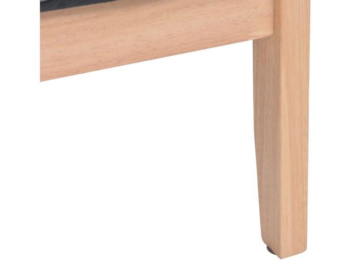 vidaXL Fotel, jasnoszary, tkanina Fotel tradycyjny Wysokość 73 cm Drewno Głębokość 48 cm Szerokość 65 cm Wysokość 74 cm Głębokość 67 cm Pomieszczenie Salon