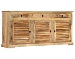 vidaXL Szafka boczna, 170 x 38 x 80 cm, lite drewno mango