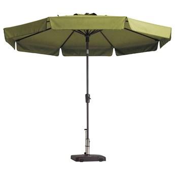 Madison Parasol Flores, 300 cm, okrągły, szałwiowa zieleń