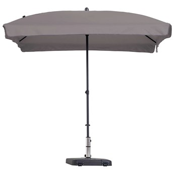 Madison Parasol ogrodowy Patmos Rectangle, 210x140 cm, taupe, PAC1P015