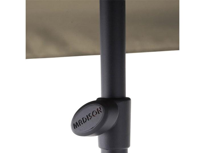 Madison Parasol ogrodowy Patmos Rectangle, 210x140 cm, ecru, PAC1P016 Kolor Beżowy Parasole Kategoria Parasole ogrodowe