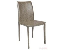 Krzesło Milano Croco Silver Antique - 74884