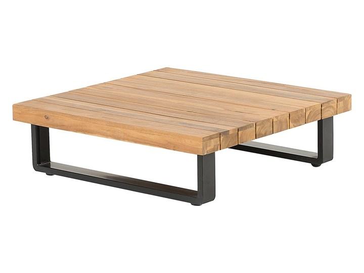 Zestaw mebli ogrodowych lite drewno akacjowe 5-osobowy szare poduchy modułowy narożnik stolik kawowy Zestawy wypoczynkowe Aluminium Kategoria Zestawy mebli ogrodowych Zestawy modułowe Tworzywo sztuczne Zestawy kawowe Zawartość zestawu Sofa