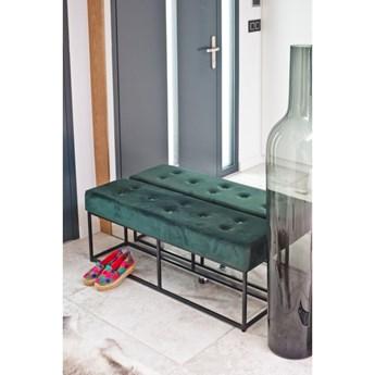 JUNE - pikowana butelkowa ławeczka
