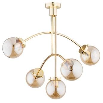 Lampa wisząca LUSCO Gold w stylu nowoczesnym