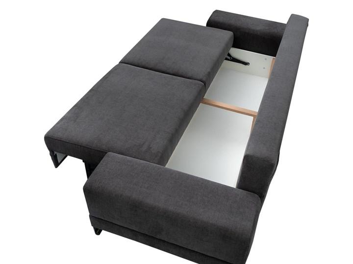 Sofa BRISTOL z funkcją spania Stała konstrukcja Pomieszczenie Salon