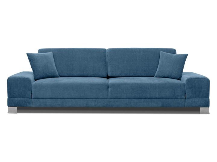Sofa BRISTOL z funkcją spania Stała konstrukcja Boki Z bokami