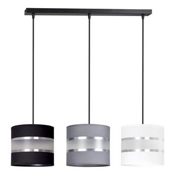 LARO 3 BL MIX 1003/3 lampa wisząca abażury regulowana wysokość nowoczesna