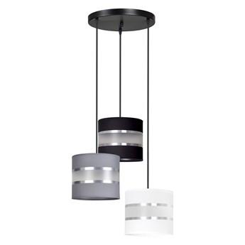LARO 3 BL MIX PREMIUM 1003/3PREM lampa wisząca abażury regulowana nowoczesna