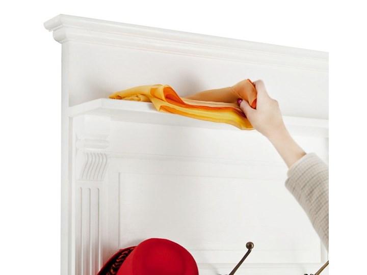 Garderoba do przedpokoju Brighton wąska, 79 × 41 × 210 cm Kategoria Zestawy mebli do sypialni