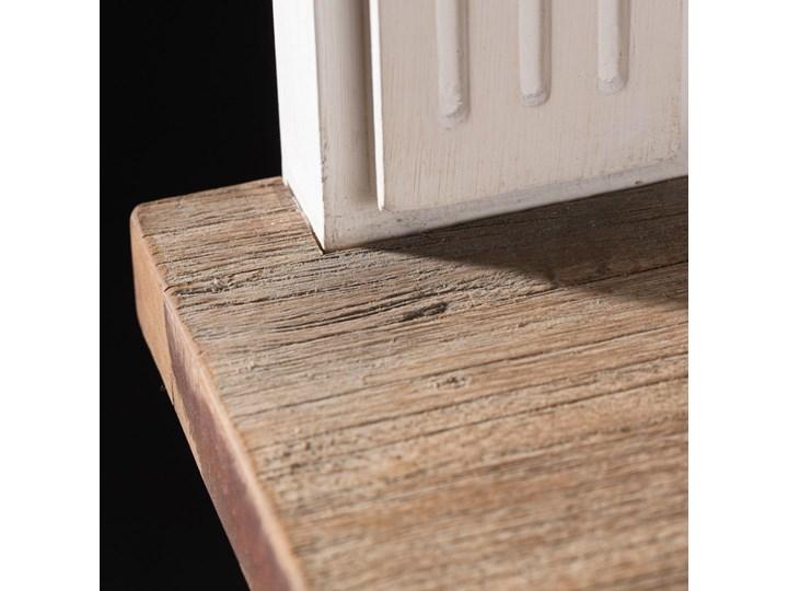 Garderoba do przedpokoju Brighton wąska, 79 × 41 × 210 cm Kategoria Zestawy mebli do sypialni Kolor Biały