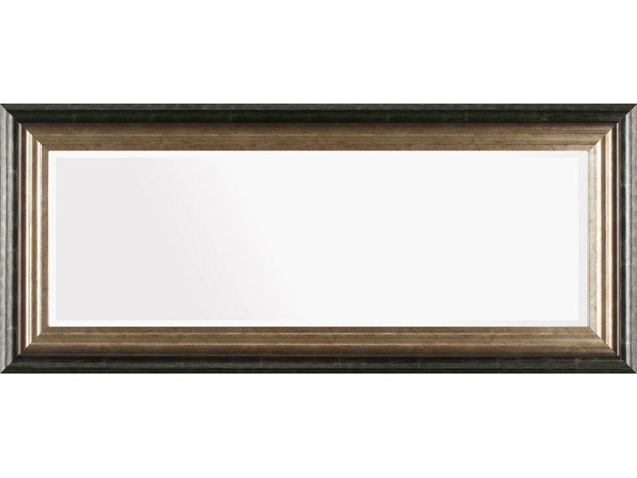 Lustro Romane 46x107cm, 46 × 107 cm Prostokątne Lustro z ramą Ścienne Pomieszczenie Przedpokój