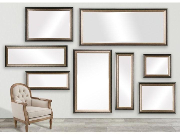 Lustro Romane 46x107cm, 46 × 107 cm Prostokątne Ścienne Lustro z ramą Kategoria Lustra