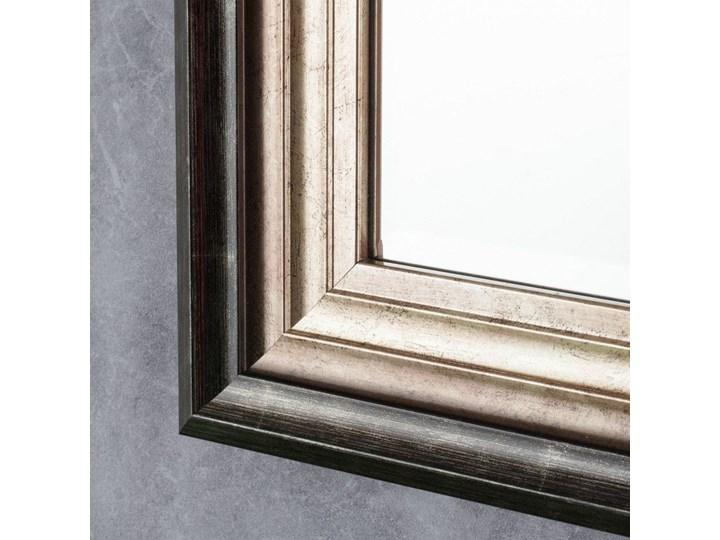 Lustro Romane 46x107cm, 46 × 107 cm Prostokątne Ścienne Kolor Złoty Lustro z ramą Kategoria Lustra