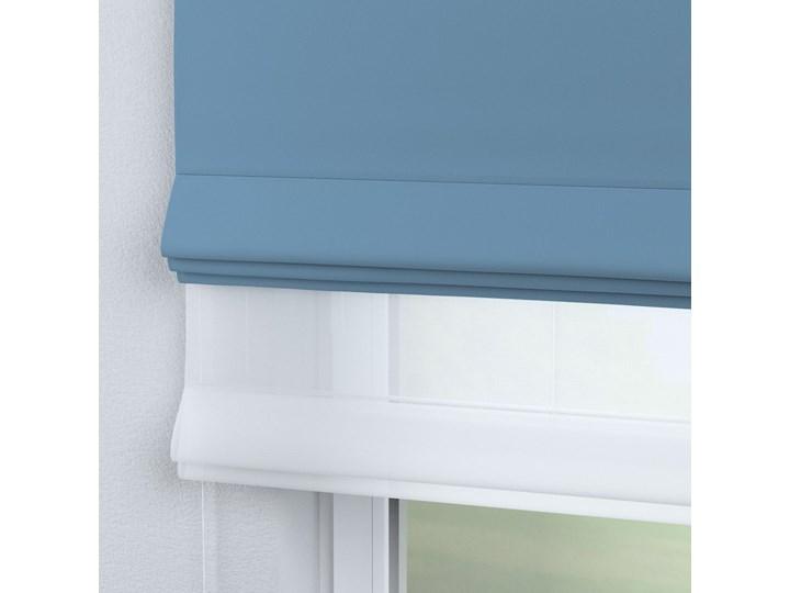 Roleta rzymska Duo, niebieski, szer.130 × dł.170 cm, Blackout - zaciemniające Kategoria Rolety Roleta woalowa Pomieszczenie Pokój przedszkolaka