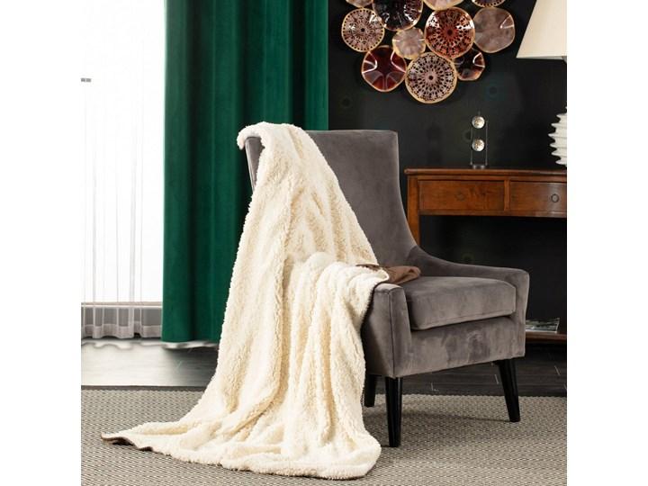 Pled Wolle brown 130x160cm, 130×160cm 130x160 cm Poliester Bawełna 130x170 cm Wełna Kolor Beżowy