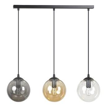 COSMO 3 BL MIX 714/3 lampa wisząca klosze kule regulowana wysokość nowoczesna