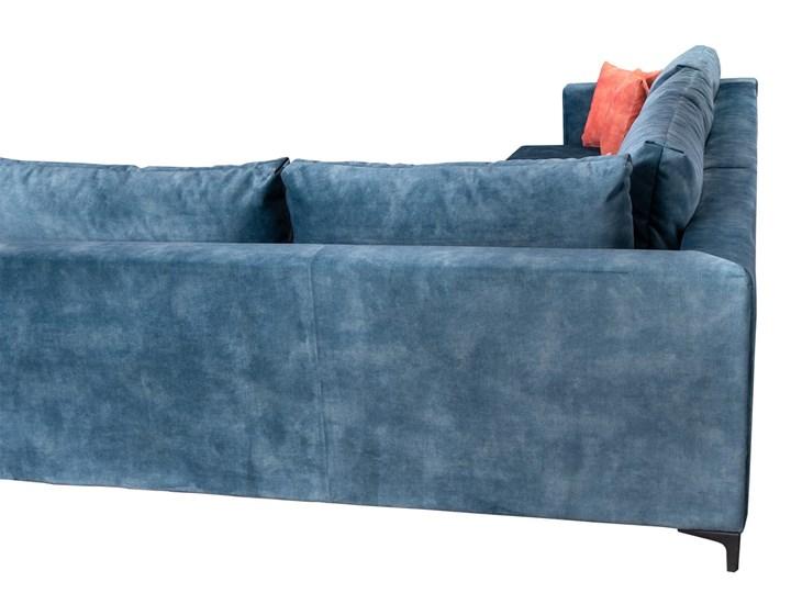 Narożnik ROSSINI Funkcje Z poduszkami Materiał obicia Tkanina